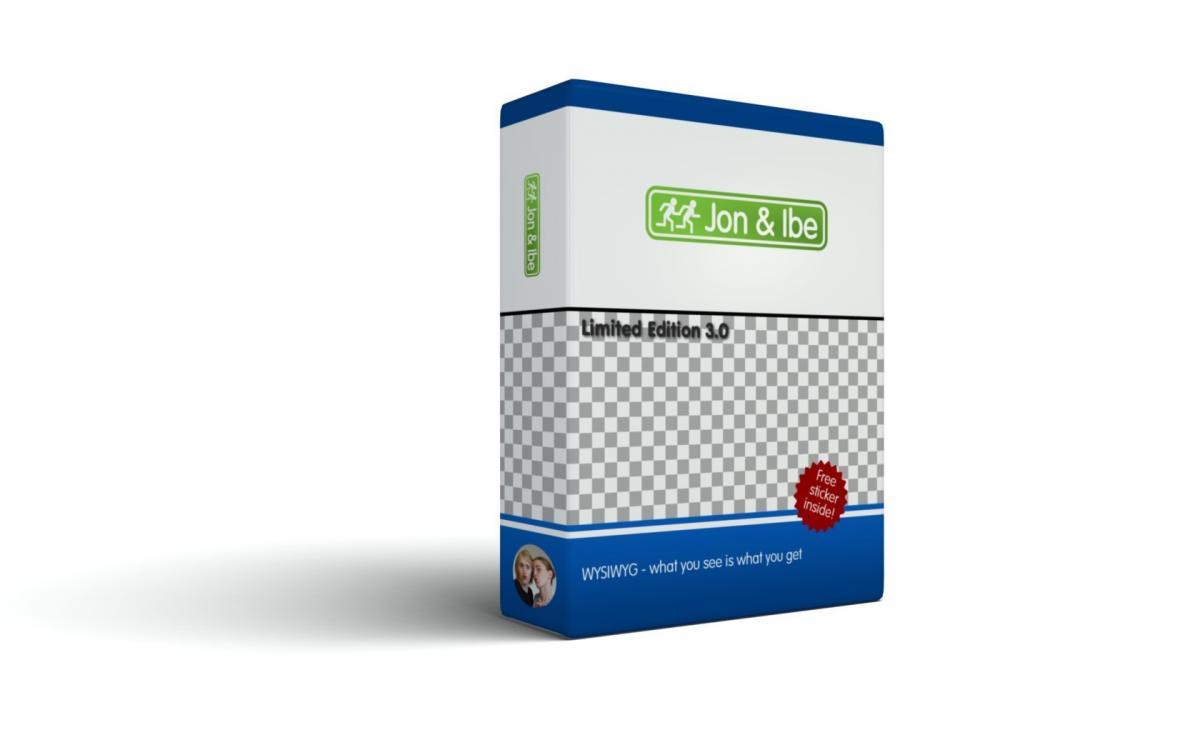The box / wysiwyg, digital 3D model, 2008