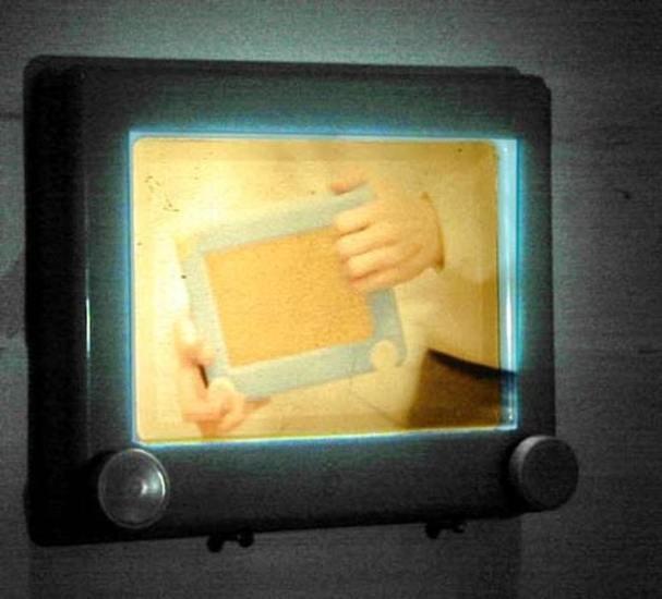 Shake it / too many images, photo, 2007